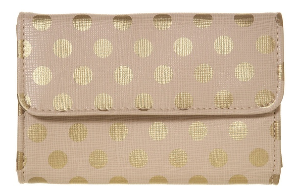 golden polka dots galore (6)