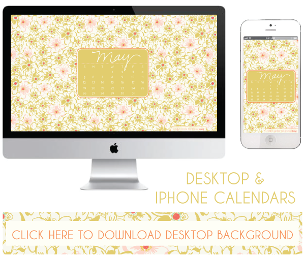 may desktop & iphone backgrounds