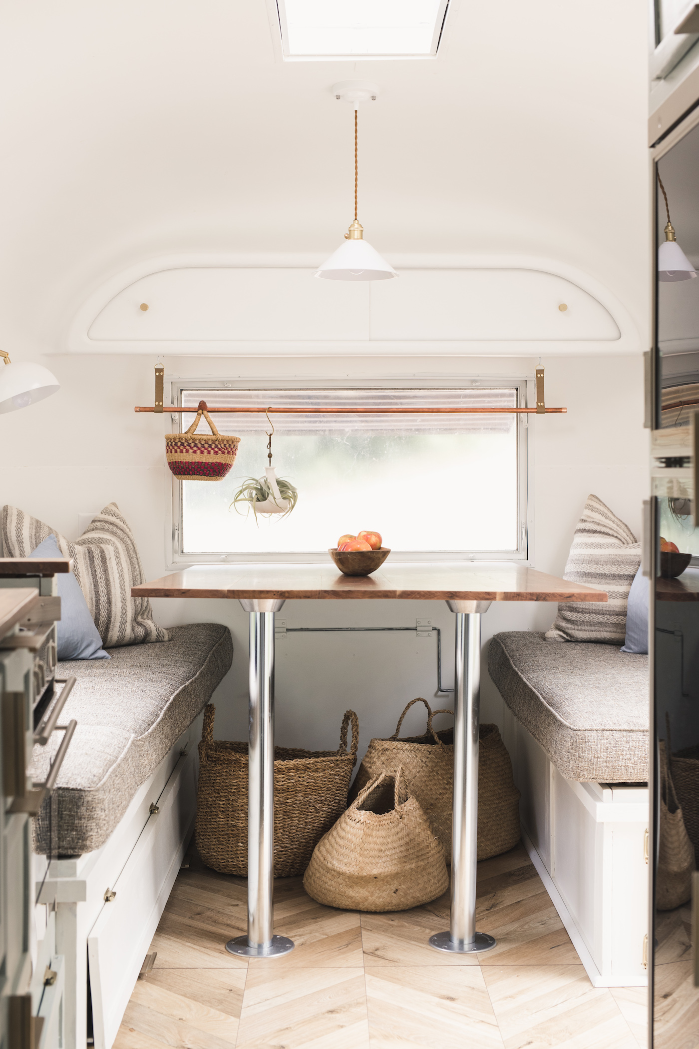 Meet Miss Marjorie: Airstream Tour - going home to roost
